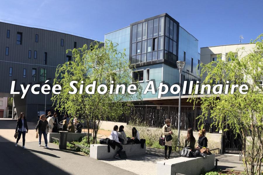 Le lycée sidoine apollinaire est un lycée denseignement général et technologique public situé au coeur de la ville de clermont ferrand il possède le